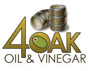 4 Oak Oil & Vinegar